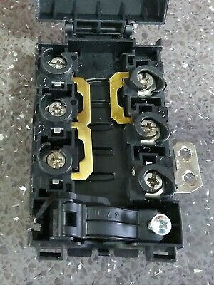 Mains Junction Box Connection Cooker Original Candy Fits Many Makes KADO K 1/6 • 9.20£