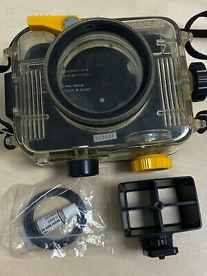 Ricoh Marine UnderWater Camera Case  (with O-rings, Grease) • 62.25£