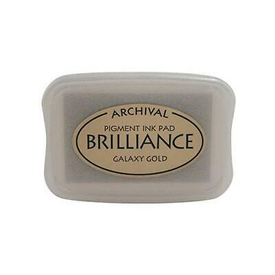 Tsukineko Brilliance Pigment Ink Pad Large • 5.99£