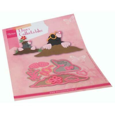 £12.59 • Buy Marianne Design Collectables Cutting Dies - Eline's Mole COL1488