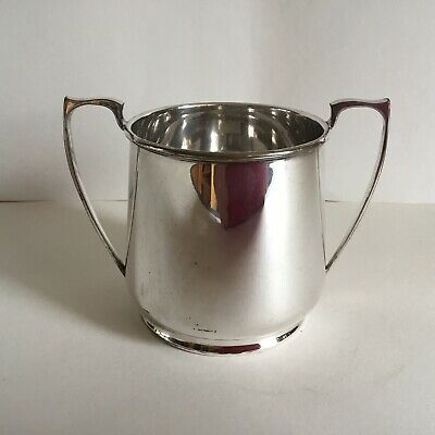 £10 • Buy Loving Cup Silver Plated Cooper Bros. Sheffield Ltd