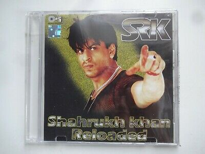 SRK ~ SHAHRUKH KHAN RELOADED ~ Bollywood Soundtrack Hindi CD ~ 2003 ~ New • 2.75£