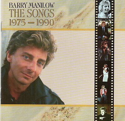 Barry Manilow - The Songs 1975-1990  (CD 1990) • 7.50£