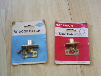 Two Bales Ball Catch , Door Catch,...Brass  1/2   And 5/8th  • 3.99£