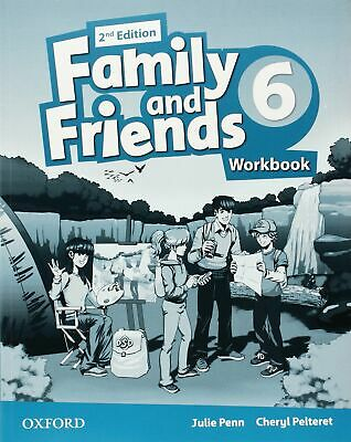 $ CDN26.01 • Buy Family And Friends Level 6 Workbook 2nd Edition