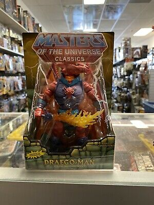 $150 • Buy Masters Of The Universe Classics Draego-man 30th Anniversary Exclusive New