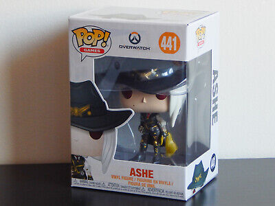AU15 • Buy Overwatch Ashe Pop Vinyl #441 New In Box Unopened