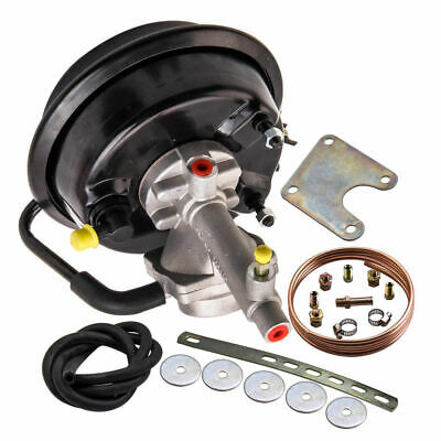 AU79 • Buy Vh44 Remote Mounted Brake Booster And Mounting Kit 7 Inch