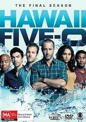 AU25.93 • Buy Hawaii Five 0 The Tenth Season Box Set DVD Region 4 NEW