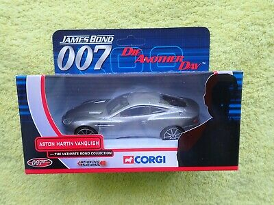 James Bond 007 Ultimate Collection Corgi Aston Martin Die Another Day TY07501 • 9.50£