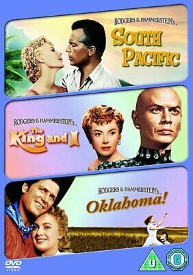 £2.37 • Buy South Pacific / The King And I / Oklahoma! (DVD) (2009) Rod Steiger