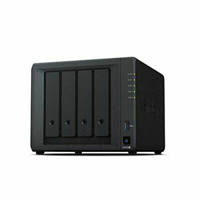 Synology - Nas Dt Ds420+ 4bay 2.0 Ghz Dc 2gb Ddr4 2x Gbe 2x Usb 3.0 In • 535.41£