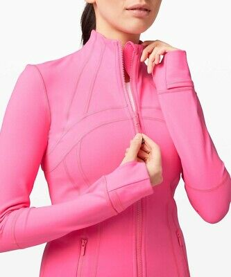 $ CDN24.99 • Buy Lululemon Define Jacket Prism Pink Sz 6