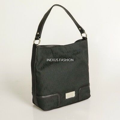 AU149.99 • Buy OROTON SIGNATURE O MYSTICAL HOBO BLACK Bag RRP$595 Clearance Sale