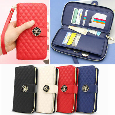 $ CDN28.29 • Buy Charmant Zipper Wallet Case For Samsung Galaxy Note10 Note10+ Note9 Note8 Note5