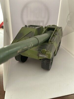 $ CDN23.95 • Buy Vintage GI Joe ARAH Vehicle Slugger Tank 1984 Hasbro - Not Complete