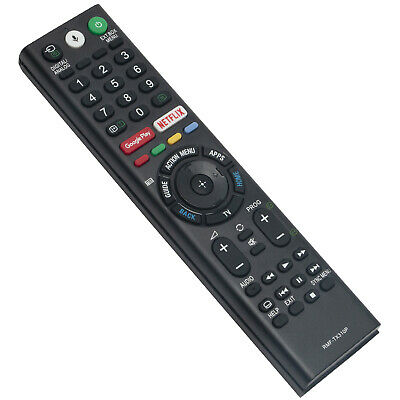 AU39.99 • Buy NEW RMF-TX310P TV REMOTE CONTROL For SONY KD-55A8G KD-65A8G KD-55X8000G NETFLIX