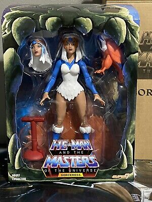 $125 • Buy MOTUC, Sorceress Masters Of The Universe Classics, Filmation, Complete