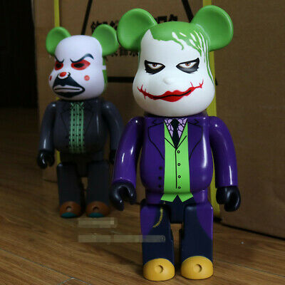 $37.99 • Buy New Joker 400% Bearbrick Cos The Joker Doll PVC Figure Toy Brinquedos Anime