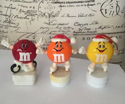 AU19.99 • Buy M&m's Red,orange And Yellow Figures