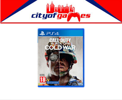 AU89.95 • Buy Call Of Duty Black Ops Cold War PS4 Game Brand New & Sealed In Stock