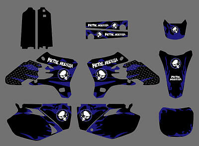 $49.99 • Buy Team Graphics & Backgrounds Decals For Yamaha YZ 250F YZ250F 2003-2005 03 04 05