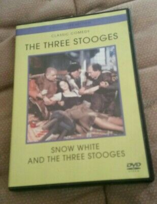 Snow White And The Three Stooges Dvd. Collectors Edition.  • 2.89£