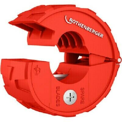 Rothenberger Plasticut Pro Plastic Pipe Cutter Slice 15/22mm • 16.99£