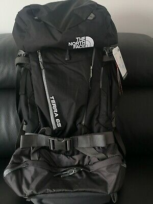 The North Face Terra 65 Backpack Brand New Colour Black • 109.99£