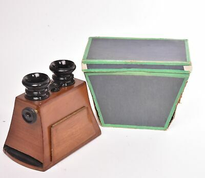Viewer Stereo. Stereoscope 8, 5x17 Attributed To Mattey • 258.84£