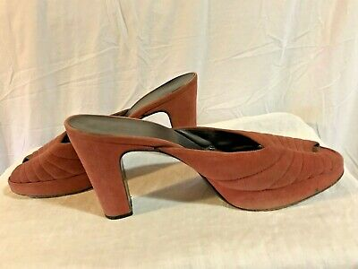 Vintage JIL SANDER Women's Shoes Size 38.5 Made In Italy  • 28.60£