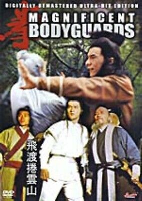 $ CDN18.76 • Buy Magnificent Bodyguards DVD Kung Fu Action Jackie Chan, Sing Lung James Tien Chun