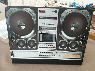 Joblot Ipad Case/cover X 10 Novelty Boombox Design  1st. 2nd And 3rd Generatio • 20£