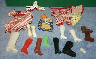 $ CDN9.69 • Buy Vintage Barbie Doll Clothes, Shoes, Hangers, And Accessories