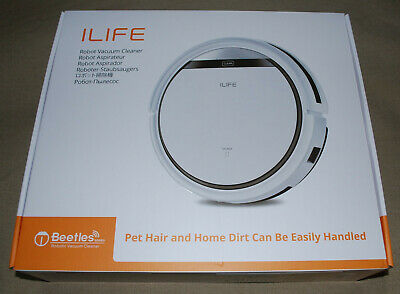 View Details Ilife Robot Vacuum Cleaner. Brand New In Box. Cheapest On Ebay • 125.00£