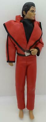 1984 Michael Jackson Action Figure Doll Red Thriller Outfit - No Shoes • 15.62£
