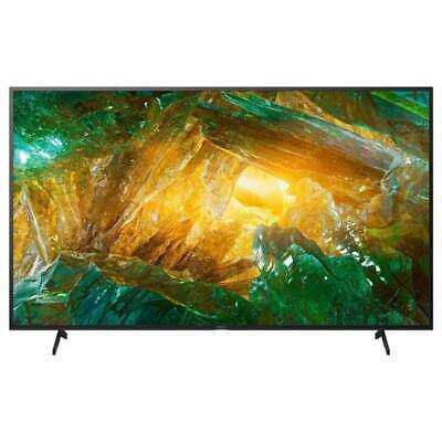 AU2299 • Buy Sony FWD65X80H 4K QFHD 65  Edge LED TV Android 9.0 Pie
