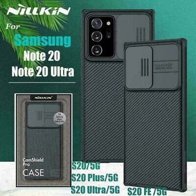 For Samsung Galaxy S20/FE/Plus Note 20/Ultra 5G Camera Lens Protector Cover Case • 7.99£