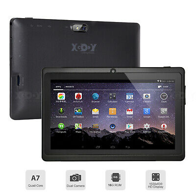 £42.99 • Buy XGODY 7 Inch 16GB Android 8.1 Tablet PC GMS WiFi Quad-Core Bluetooth Dual Cam UK