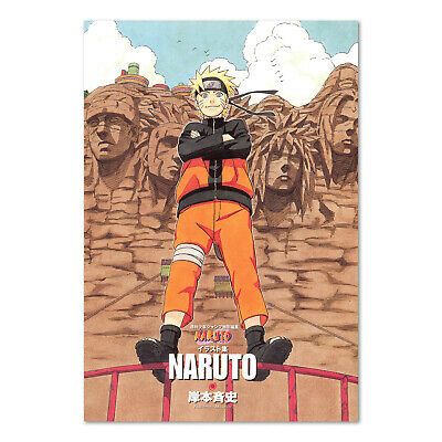 £10.34 • Buy Naruto Poster - Under The Hokages Cover Art - High Quality Prints