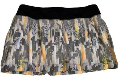 $ CDN57.63 • Buy Lululemon Pleat To Street Skirt Skort Tennis Womens 10 Amazing Condition