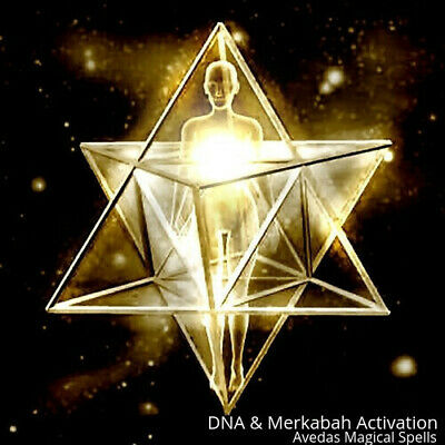 DNA & Merkabah Activation -Activate Your Sacred Divine Light Within You • 55.72£