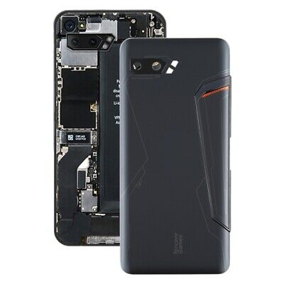 AU36.18 • Buy Replacement Back Rear Behind Cover For Asus ROG Phone II ZS660KL Frosted Black