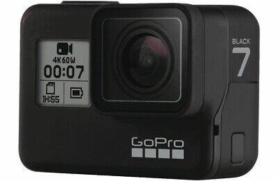 AU400 • Buy Used GoPro HERO7 Black 4K HyperSmooth Action Cam (Excellent Condition)