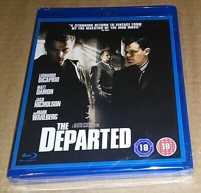 The Departed (Blu-ray) • 3.50£