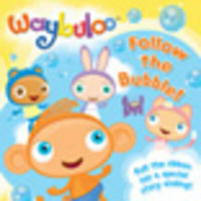 £4.70 • Buy Follow The Bubble!: A Pull-out Surprise Story (Waybuloo), , Excellent Book