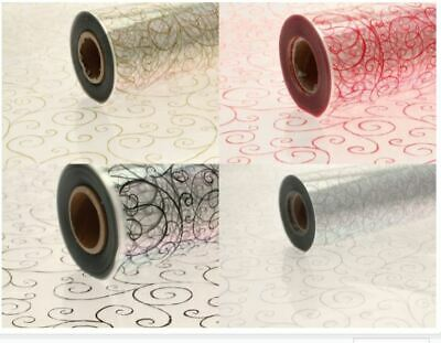 80cm Wide Scroll Cellophane Film Craft Gifts Florist Wrap!! • 4.80£