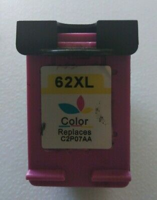 AU25 • Buy HP Used Empty 62XL Tri Color Ink Cartridge For Refill