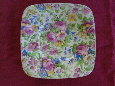 $ CDN24 • Buy Royal Winton Grimwades Summertime Chintz Underplate For Rheims Jam Jar