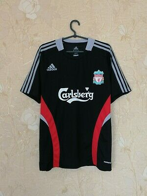 Liverpool 2008 Training Football Shirt Jersey Adidas Size L • 28.37£